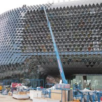 Sahmri well under way